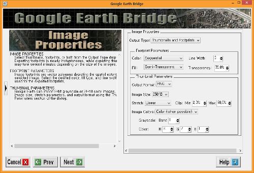 Google Earth 표출 설정. 그냥 디폴트 옵션을 믿고 가는 것도 행복한 삶입니다.
