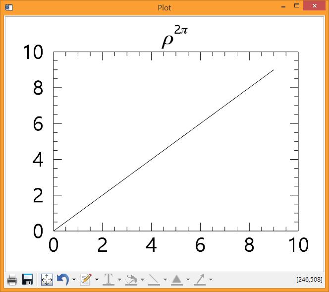 New Graphics에서도 Tex2IDL을 따로 한번 거쳐 사용할 수 있습니다. 일반적으로는 이렇게 쓸 필요가 없지만...